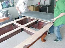 Pool table moves in Hartford Connecticut image 1