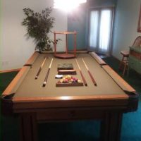 Pool Table By Gandy