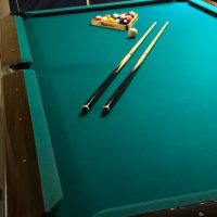 Professional Gandy 9' x 5' Slate Pool Table