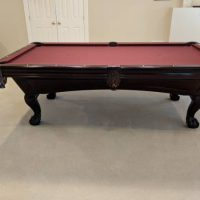 Brunswick Greenbrier Pool Table