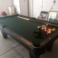 Commercial Quality Pool Table