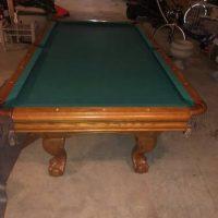 Like New Brunswick Pool Table