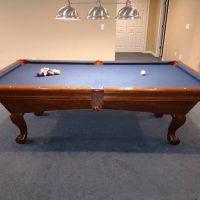 Beringer 8Ft Pool Table For Sale